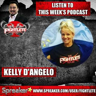 "Invicta FC 31Kelly D'Angelo Interview ""The Old Kelly is Back!"""