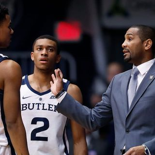SNBS - Harry asks LaVall Jordan about Butler - and IU has too many QBs