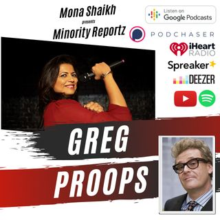 TRUMP REMINDS ME OF MY FATHER- Minority Reportz Ep. 13 w/ Greg Proops (Whose Line Is It Anyway)