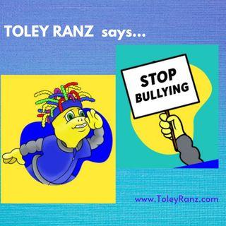 Toley Ranz in El Paso Schools? PR August 2019