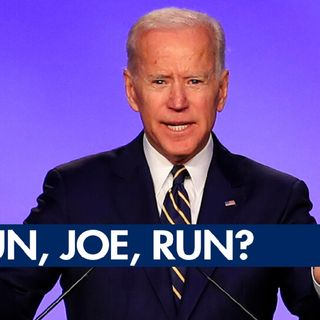 @limbaugh says @JoeBiden is @DNC best chance at beating @realDonaldTrump .. but he has no chance because of Lefty Dems #MagaFirstNews W/@Pet