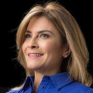 Carolina Mejía arrasó en la encuesta de New Link