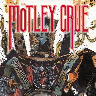 Darren Davis Releases Motley Crue and Russell Wilson Comics