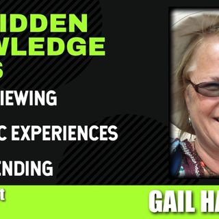Remote Viewing - Shamanic Experiences - Spoon Bending with Gail Hayssen