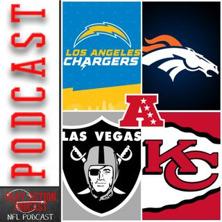 Play-Action Podcast 006: NFL Preview AFC West