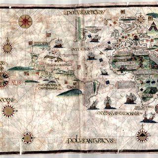 BlitzoCast 070 - El mapa que Magallanes entregó a Carlos I