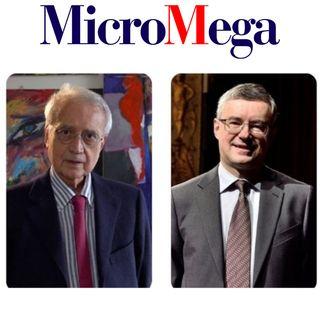 """""""Identità, memoria condivisa, monumenti"""": dibattito tra Paolo Flores d'Arcais e Alessandro Barbero"""