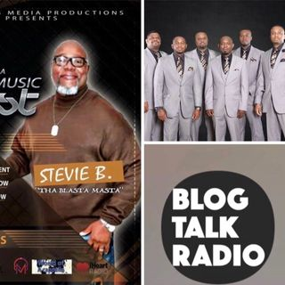 (Episode 28) Stevie B's Acappella Gospel Music Blast