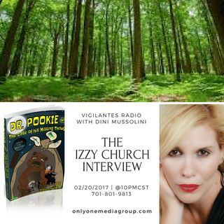 The Izzy Church Interview.