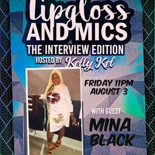 LipglossNmics Mina B