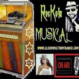 ROCKOLA MUSICAL Oldies Viejitas pero bonitas