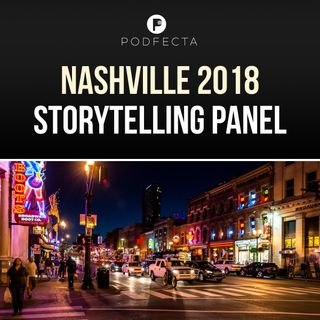 Podcast Storytelling And Journalism Panel