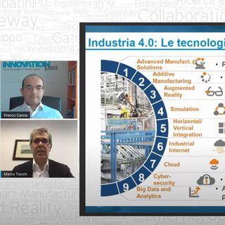 Marco Taisch - Industria 4.0, tecnologie e modelli di business per la ripresa