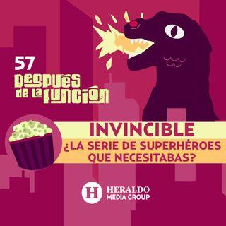 INVINCIBLE: llega un nuevo superhéroe a Prime Video | Reseña