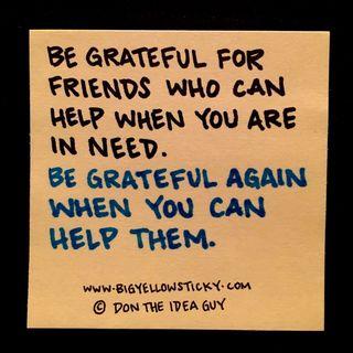 Grateful Again : BYS 306