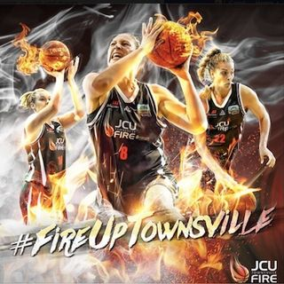 #BasketCase Preseason @TownsvilleFire GM Richard Goodbody