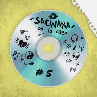 Sacwana En La Casa @ Vol. 5 Especial Don Omar