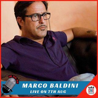 Marco Baldini il mattatore della radio! Torno in radio con un programma dedicato agli immigrati in italia