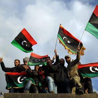 Russia backs a Libyan Warlord