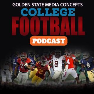 GSMC College Football Podcast Episode 39: Position Depth Wide Receivers, Part II