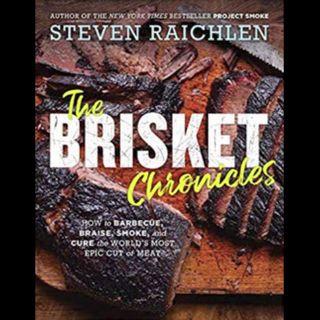 Steven Raichlen Releases The Brisket Chronicles