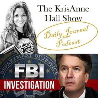 FBI Report Proves Partisan Deception