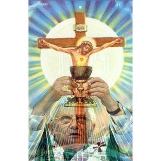La Crocifissione di Gesù meditata