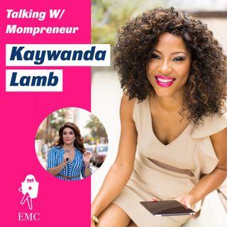 The Winning Single Mom Kaywanda Lamb