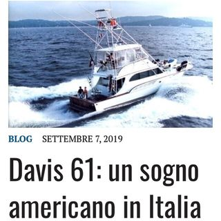 Davis 61 : un sogno americano in Italia