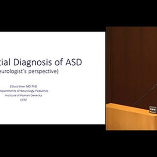 Differential Diagnosis of Autism Spectrum Disorder: A Neurologist's Perspective