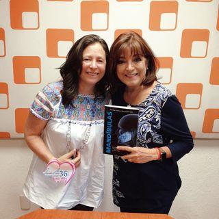 "La Dra Sandra Kahn nos presenta su libro ""Mandíbulas"" La historia de una epidemia oculta"