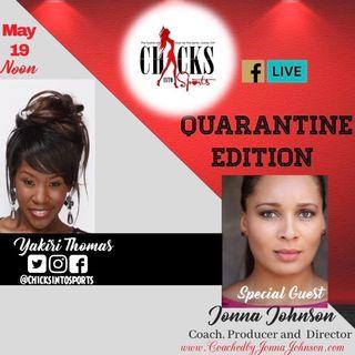 E8 Guest Jonna Johnson