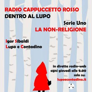 Radio Cappuccetto Rosso | 17 | La pagliuzza e la trave
