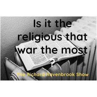 Is it the religious that war the most