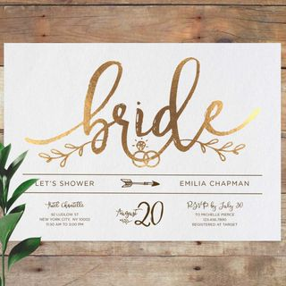 Best Wedding Invite Printing Card with Template & Design