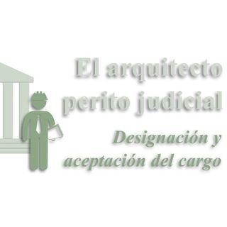 Arquitecto perito judicial