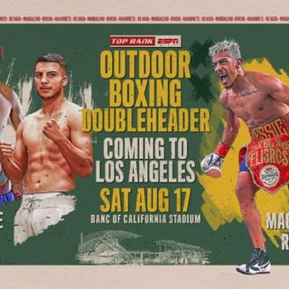 Preview Of The TopRankOnEspn Card Headlined By WBO Super Bantamweight Title Fight Between Emanuel Navarrete-Francisco De Vaca Live On ESPN!!