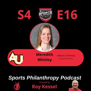 S4:EP16--Meredith Whitley, Journal of Sport for Development
