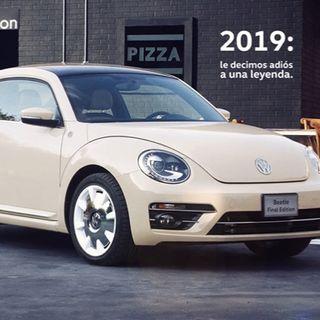 La planta de Puebla deja de producir el Escarabajo