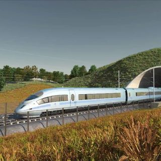 Could HS2 rail link be scrapped?
