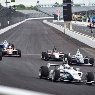 Road to Indy Spotlight: Sitting Down with Oliver Askew and Robert Megennis