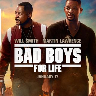 Bad Boys For Life!! Bad Boys Trilogy And LSU championship