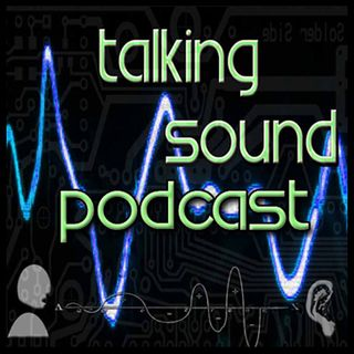 Talking Sound S5Ep4: Building a Podcast Network Panel at Comicpalooza 2019
