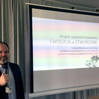 ZAKOŃCZENIE - Projekt popularnonaukowy EWOLUCJA a STWORZENIE