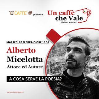 Alberto Micelotta: A cosa serve la poesia?