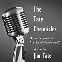 The Tate Chronicles: Dr. Axel Schumacher, Author of The Blockchain & Healthcare Strategy Guide