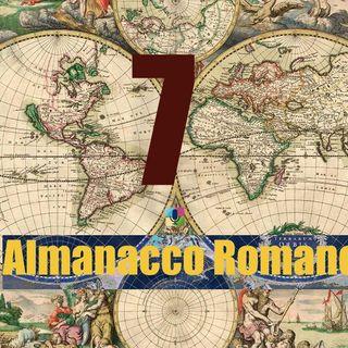 Almanacco romano - 7 giugno