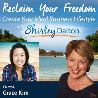 SD POD #098 - How to Live Your Most Superlative Life | Grace Kim