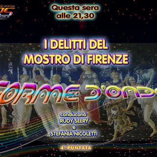 Forme d'Onda - Delitti del Mostro di Firenze - 15/10/2014