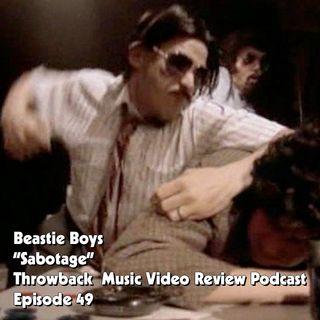 Ep. 49-Sabotage (Beastie Boys)